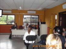 Reunión del MCP de Paraguay