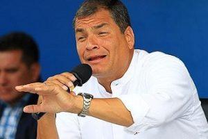 Rafael Correa, Presidente de Ecuador. (Foto: abc.es)