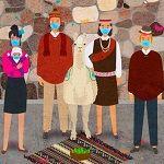 Advierten sobre impacto del covid-19 en pueblos indígenas de Chile